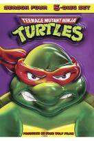 Teenage Mutant Ninja Turtles - Season 4