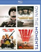Patton/The Longest Day/The Sand Pebbles/Tora! Tora! Tora!