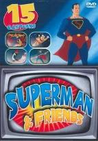 Superman and Friends - 15 Cartoons
