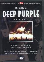 Deep Purple - Inside Deep Purple: 1973-1976