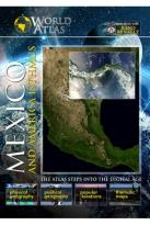 World Atlas: Mexico and America Isthmus