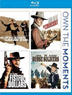 Butch Cassidy and the Sundance Kid/The Comancheros/A Fistful of Dollar/Horse Soldiers
