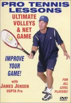 Pro Tennis Lessons: Ultimate Volleys & Net Game