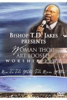 Bishop T.D. Jakes - Woman Thou Art Loosed 2002: Run To The Water