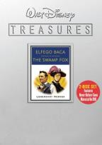 Walt Disney Treasures: Elfego Baca/The Swamp Fox: Legendary Heroes