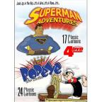 Superman Adventures, Vols. 1 & 2/Popeye the Sailor, Vols. 1 & 2