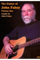 Guitar of John Fahey, Vol. 1