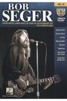 Guitar Play - Along, Vol. 18: Bob Seger