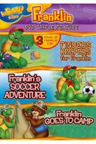 Franklin: Finders Keepers for Franklin/Franklin's Soccer Adventure/Franklin Goes to Camp