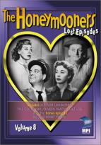 Honeymooners - The Lost Episodes: Vol. 8