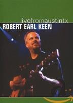 Live from Austin, Texas - Robert Earl Keen