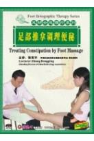 Foot Holographic Therapy Series - Treating Constipation By Foot Massage