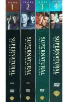 Supernatural - The Complete Seasons 1-4