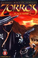 Zorro's Black Whip - Volume 1