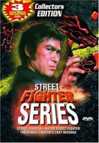 Street Fighter Series - 3 Films
