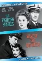Fighting Seabees/Wake Of The Red Witch