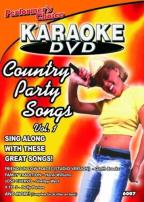 Country Party Songs - Volume One