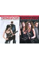 Terminator - The Sarah Connor Chronicles - The Complete First & Second Season