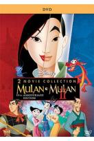Mulan/Mulan II - 2 Pack