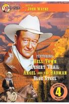 John Wayne 4-Movie Pack