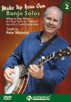 Pete Wernick: Make Up Your Own Banjo Solos, Vol. 2