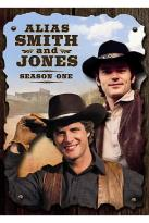 Alias Smith and Jones: Season One