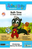 Wild Animal Baby Explorers: Bath Time and Other Stories