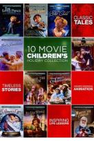 10 Movie Children's Holiday Collection