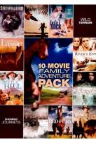 10 Movie Family Adventure Pack
