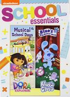 Dora the Explorer: Musical School Days/Blue's Clues: Blue's Big Musical Movie