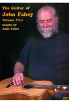 Guitar of John Fahey, Vol. 2