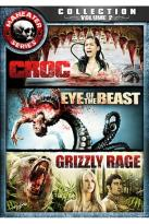 Maneater Series Collection Vol 2 - Croc, Eye Of The Beast, Grizzly Rage