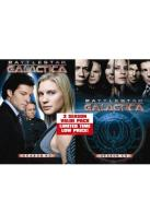 Battlestar Galactica - Seasons 4.0 & 4.5