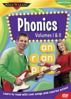 Rock 'N Learn - Phonics 2-Pack