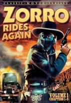 Zorro Rides Again - Vol. 1: Chapters 1 - 6