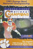 1982 Orange Bowl National Championship