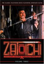 Zatoichi TV Series - Vol. 3