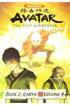 Avatar: The Last Airbender - Book 2: Earth - Vol. 4