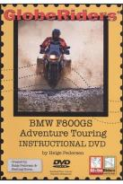 GlobeRiders BMW F650GS Adventure Touring Instructional DVD