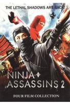 Ninja Assasins, Vol. 2: Four Film Collection