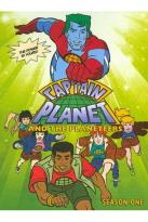 Captain Planet And The Planeteers - The Complete First Season