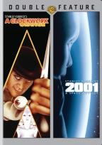 2001: A Space Odyssey/ Clockwork Orange DVD 2-Pack