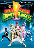 Mighty Morphin Power Rangers: Season 2, Vol. 2