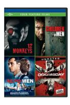 12 Monkeys/Children of Men/Repo Men/Doomsday