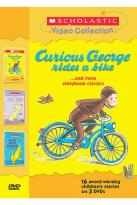 Curious George Rides A Bike...and more Storybook Classics
