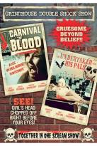 Drive-In Double Feature: Undertaker and his Pal/Carnival of Blood