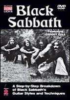 Black Sabbath - Guitar Legendary Licks