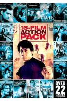 15 - Movie Action Pack, Vol. 1