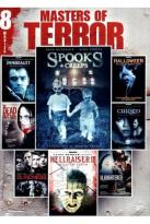 Masters of Terror: 8 Movie Pack, Vol. 2