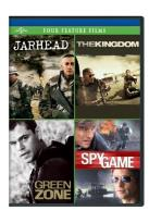 Jarhead/The Kingdom/Green Zone/Spy Game